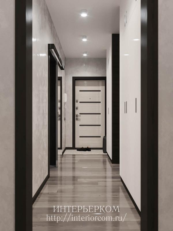 двери и плинтус какого цвета выбрать примеры проектов