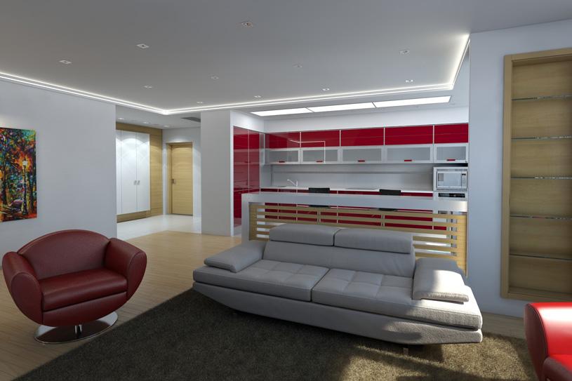 квартиры с гостиными