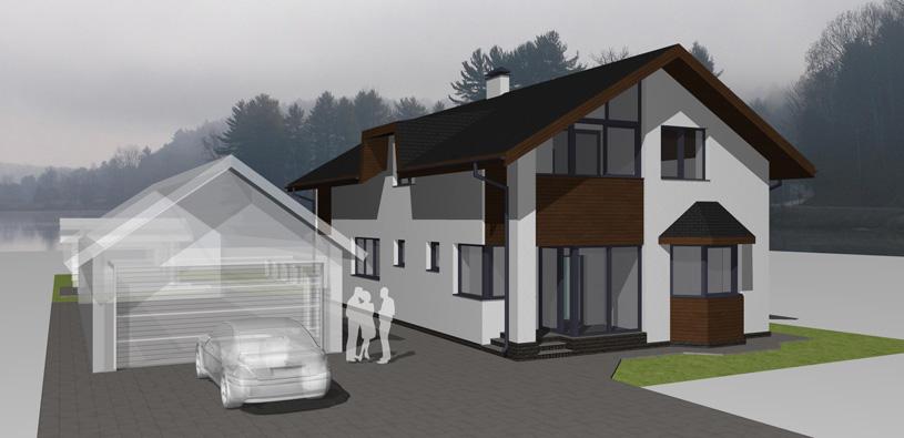 Этапы индивидуального проектирования домов и коттеджей