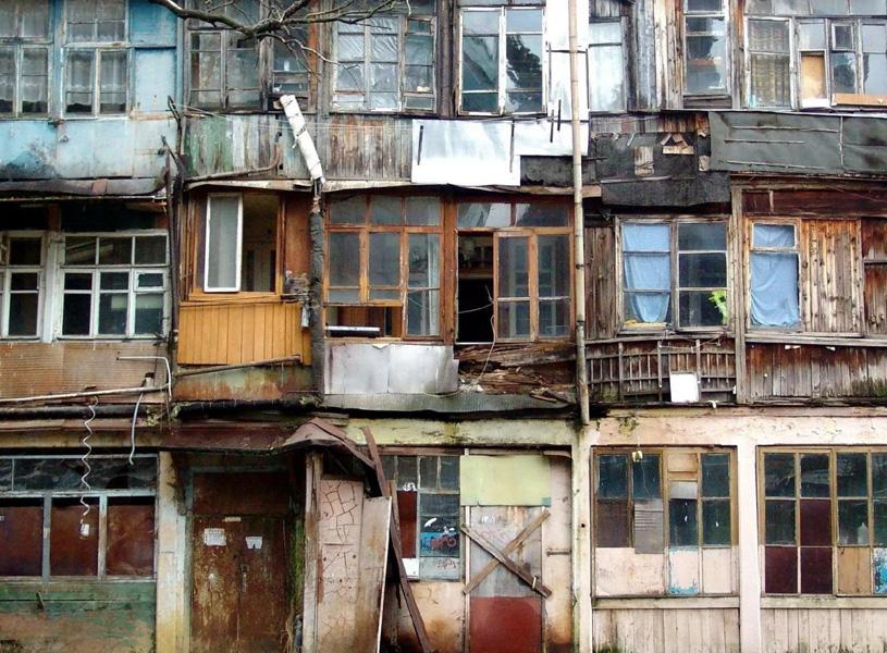 В Новосибирской области начата программа расселения аварийного жилья