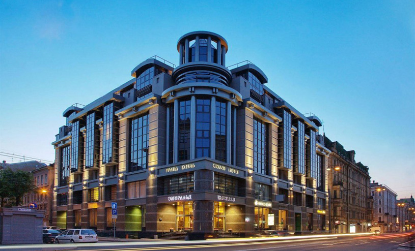Некоторые особенности строительства гостиничных комплексов