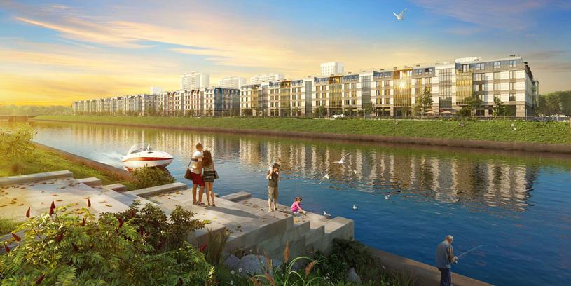 Предложение жилья в СПБ