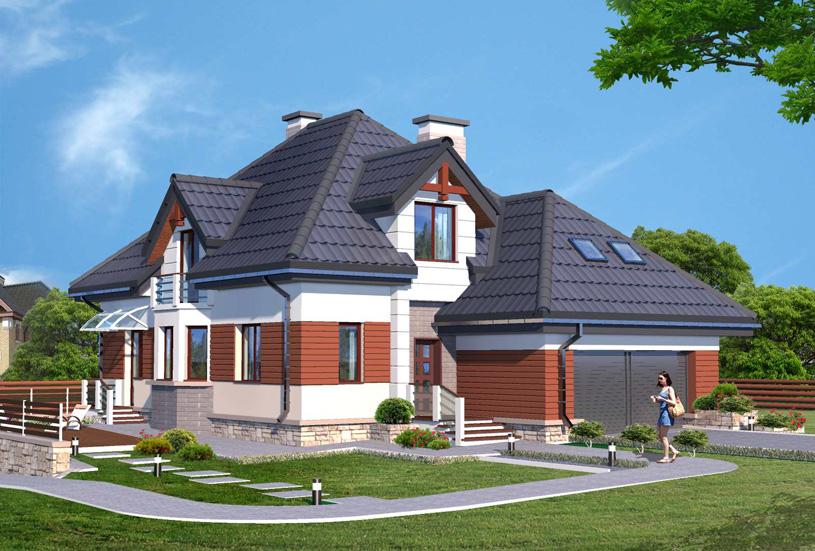 Проект жилья от идеи к 3D-модели