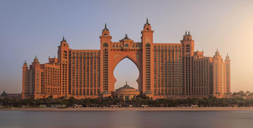 Рынок гостиничной недвижимости Ближнего Востока