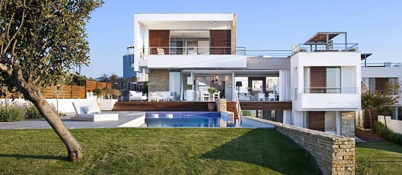 комплекс Akamas Bay Villas на Кипре