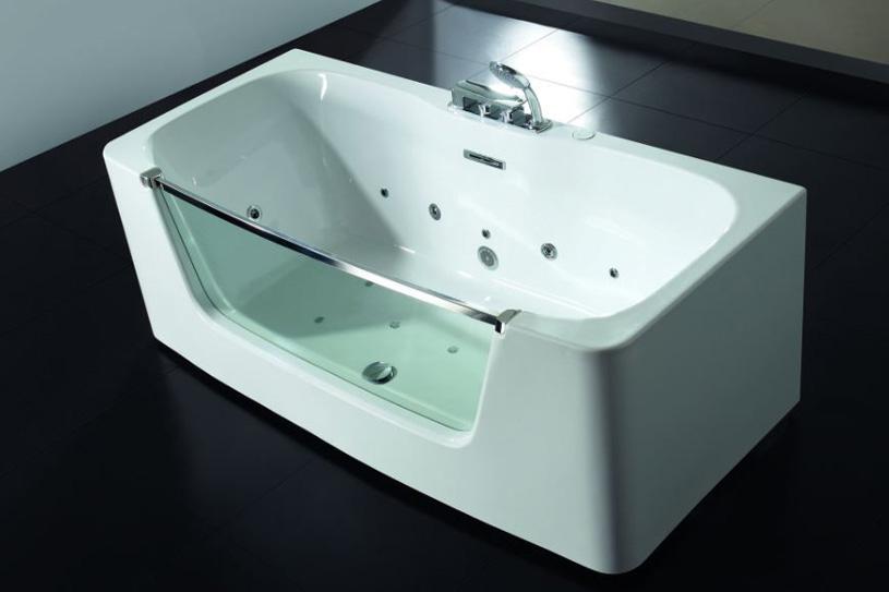 Гидромассажные ванны: история появления, варианты исполнения, полезные свойства