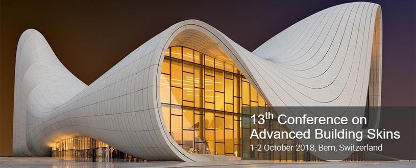 13-я Международная Конференция «Прогрессивные Оболочки Зданий»