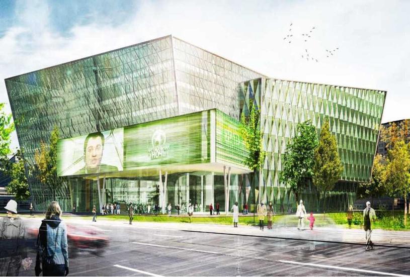 «Дом для НТВ»: конкурс на лучшую дизайн-концепцию