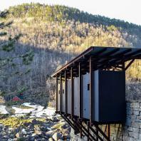 Рудник-музей Петера Цумтора в Норвегии