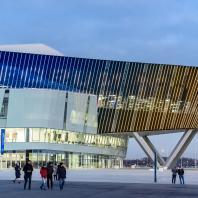 Международный форум высотного и уникального строительства 100+ Forum Russia 2019