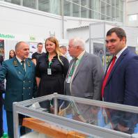 Лесопромышленная выставка «ЭКСПОДРЕВ-2017». Красноярск