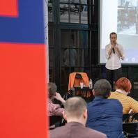 Открытие архитектурного фестиваля «Золотое сечение 2019». Мария Николаева