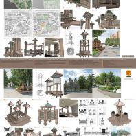 322082. Территориальный архитектурно-ландшафтный комплекс «Тыква»