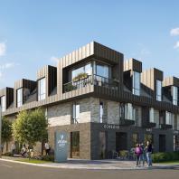 Жилой комплекс в Стрельне. Архитектурное бюро «Остоженка»